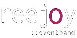 reejoy ::eventband – Hannover || Liveband | Partyband | Coverband | Logo